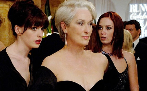 The Devils Wears Prada (2006)