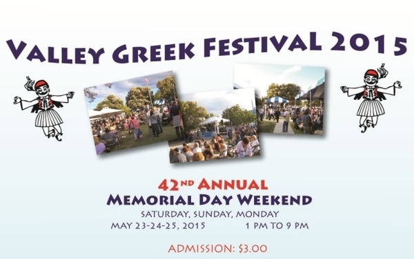 Valley Greek Memorial Day Festival