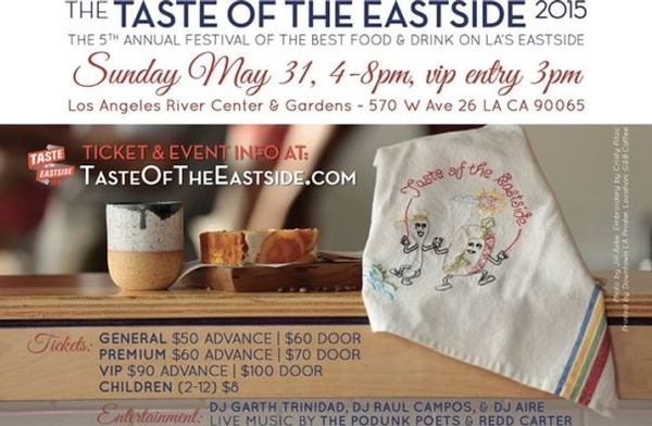 Taste of the East Side