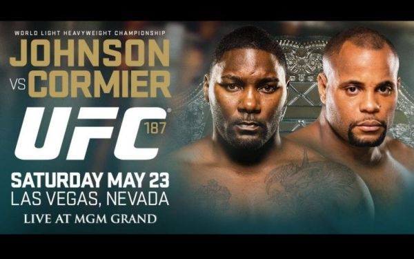 UFC® 187: Johnson vs. Cormier