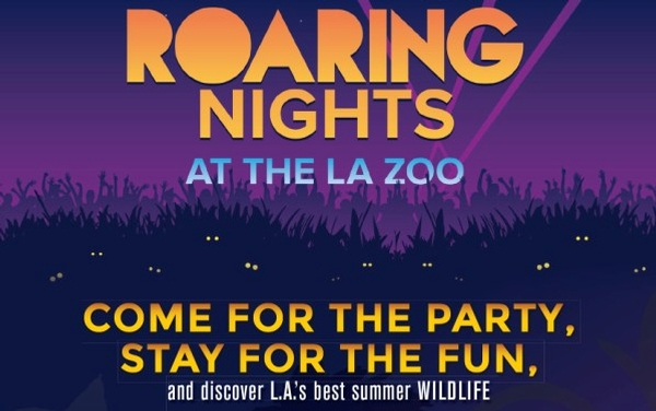 Roaring Nights at the L.A. Zoo