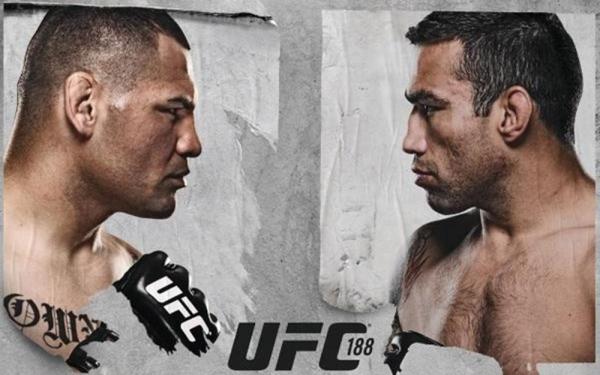 UFC 188: Velasquez vs. Werdum