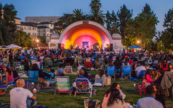50 Free Summer Concerts in Pasadena