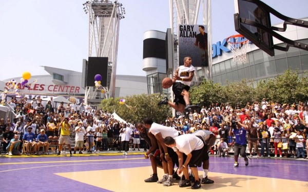Nike Basketball 3 on 3 Tournament