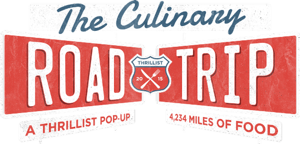 Thrillist's Culinary Road Trip