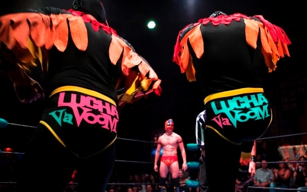 Lucha VaVoom: Summer Fun Spectacular