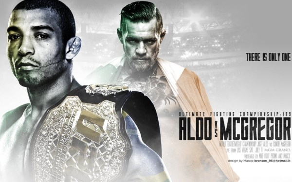 UFC 189: Aldo vs. Mcgregor