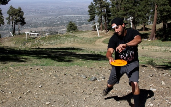 Mountain High Disc Golf