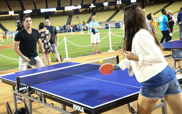 Clayton Kershaw's PingPong4Purpose