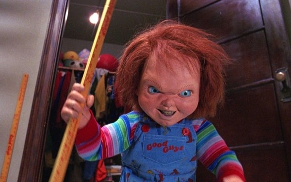 Child's Play / Fright Night