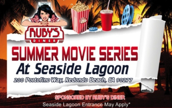 Free Summer Movie Series at Seaside Lagoon