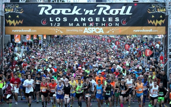 Rock & Roll Half Marathon Weekend