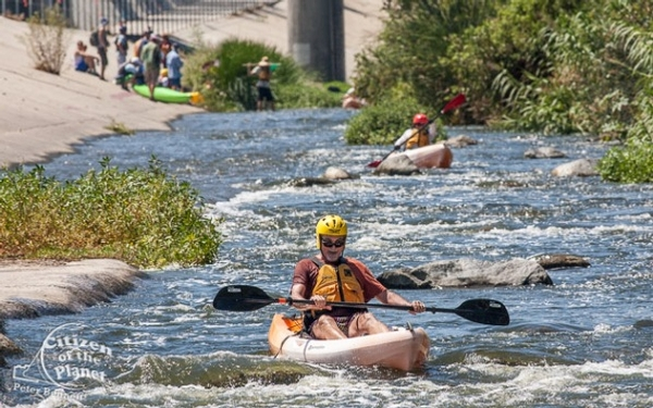 LA River Boat Race