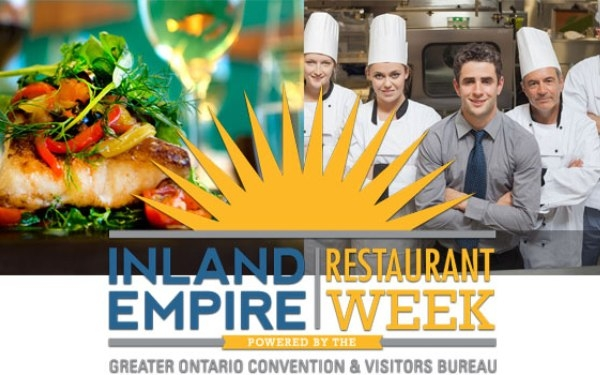 Inland Empire Restaurant Week