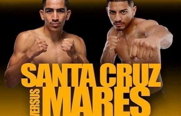 Abner Mares vs. Leo Santa Cruz