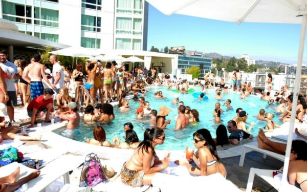 High Tides Pool Party