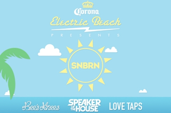 Corona's Electric Beach