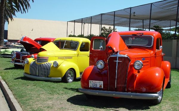 Ventura Nationals Hot Rod & Motorcycle Show