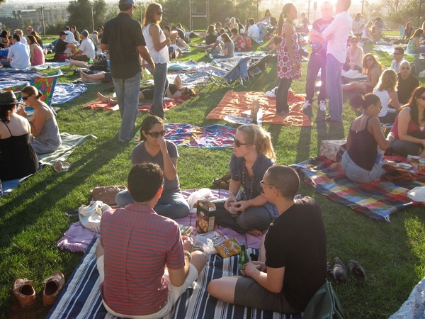 Cinefamily and Barnsdall Art Park Foundation debut Wine & a Movie fundraising series