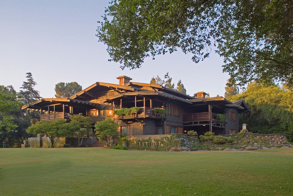 The Gamble House 50th Anniversary as a Museum Celebrates with $1 Admission on September 25