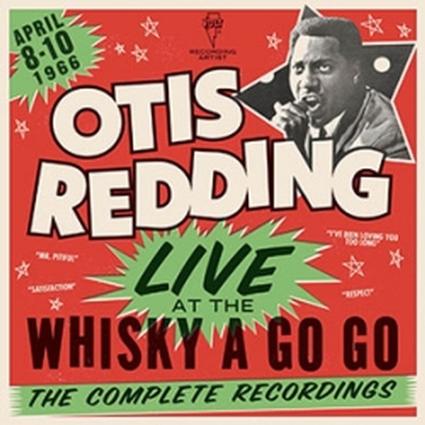 Otis Redding Soul-A-Bration! w/ DJ Soft Touch - Free & All Ages