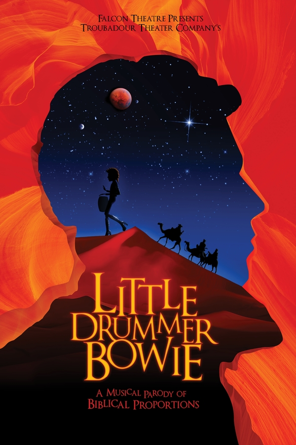 Troubadour Theater Company's LITTLE DRUMMER BOWIE