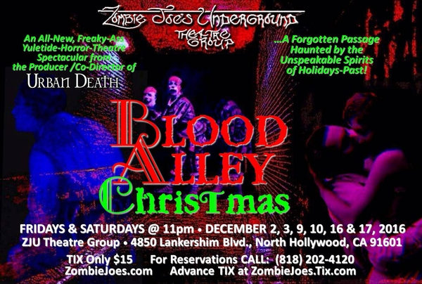 Blood Alley Christmas
