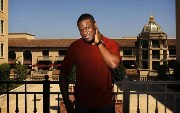 Chris Tucker discusses Netflix stand-up special and his disappearing act