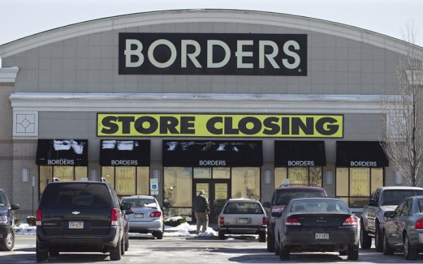 How 'Amazon factor' killed retailers like Borders, Circuit City