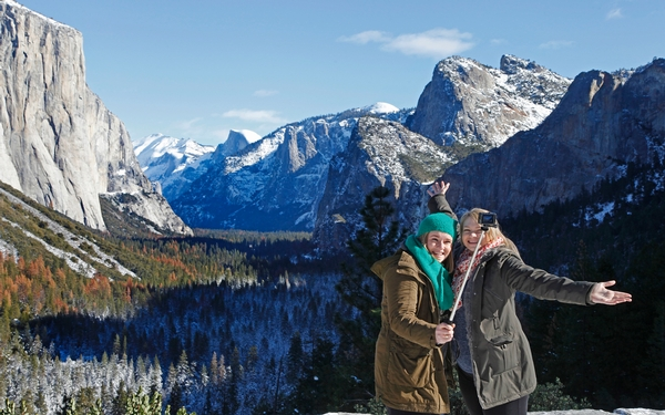Exploring Yosemite's wintry, arty wild side, camera in hand