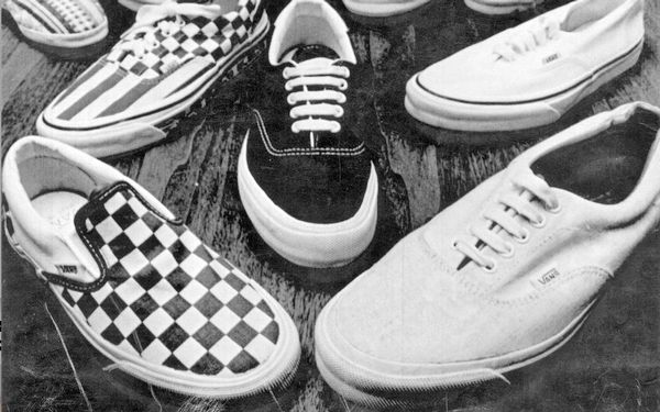 How Vans tapped Southern California skate culture and became a billion-dollar shoe brand