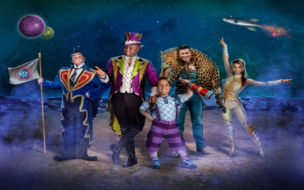 Ringling Bros. and Barnum & Bailey to Debut Out Of This World Circus Experience