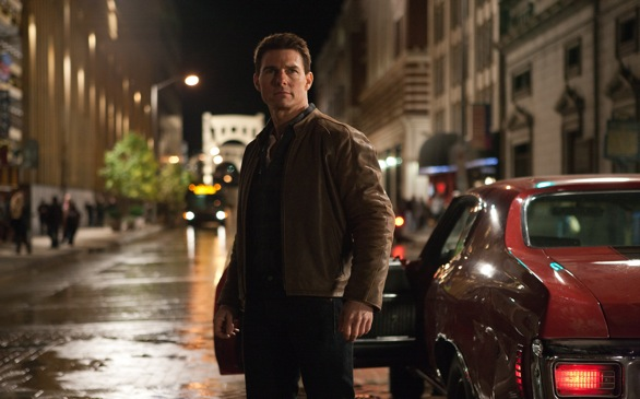 <i>Jack Reacher, Not Fade Away</i> and <i>The Notebook: Ultimate Collector's Edition</i>