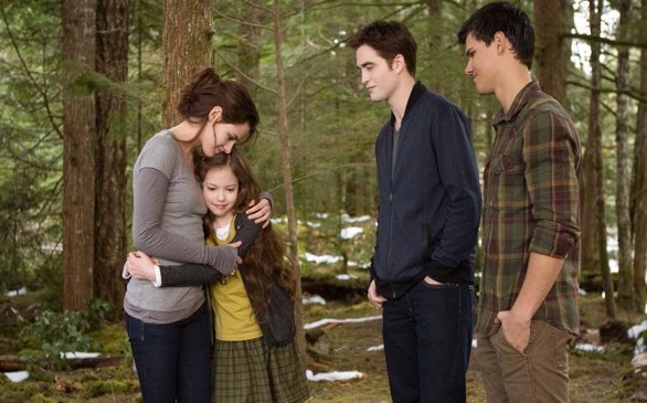 <i>Twilight: Breaking Dawn Part 2, Red Dawn</i> and