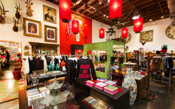 West meets East on La Brea Ave: See 9 Chinese designers' work at American Rag
