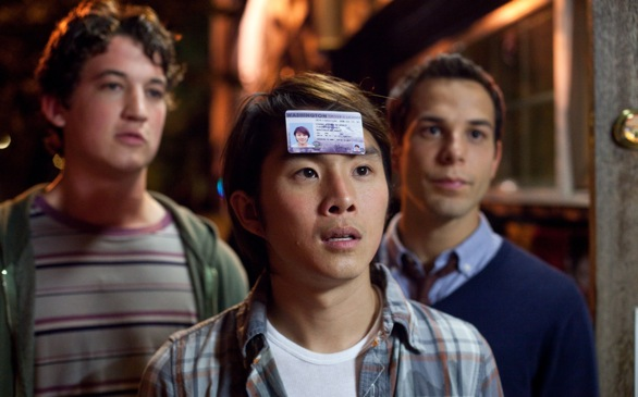 Justin Chon Goes Above and Beyond in <i>21 & Over</i>