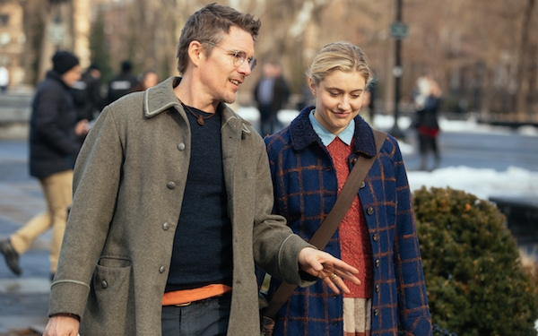 Greta Gerwig and dir. Rebecca Miller talk the future of modern romance  in <i>Maggie's Plan</i>