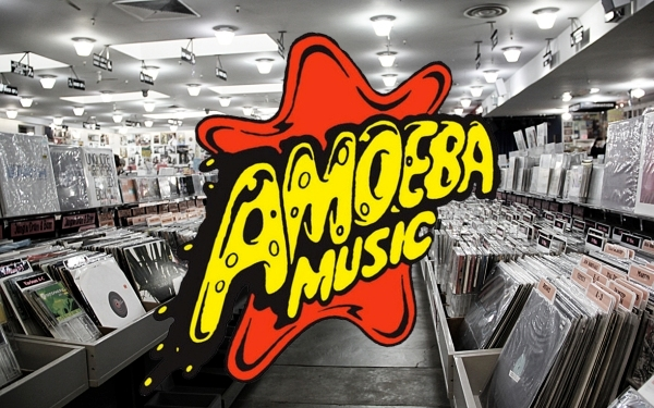 Amoeba Garage Sale