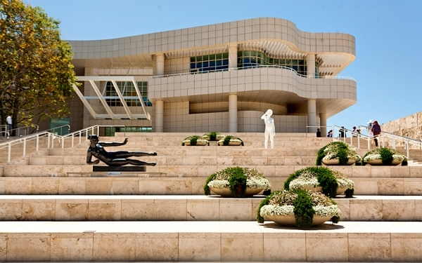 The Dancing Nudes Murder Mystery at the Getty Scavenger Hunt