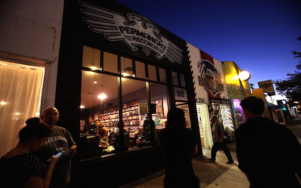 L.A.'s Highland Park a hub of young artists, labels and vinyl stores