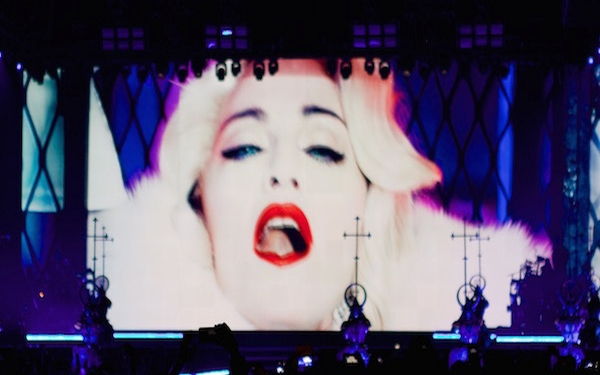 Madonna, Oct 27 @ The Forum