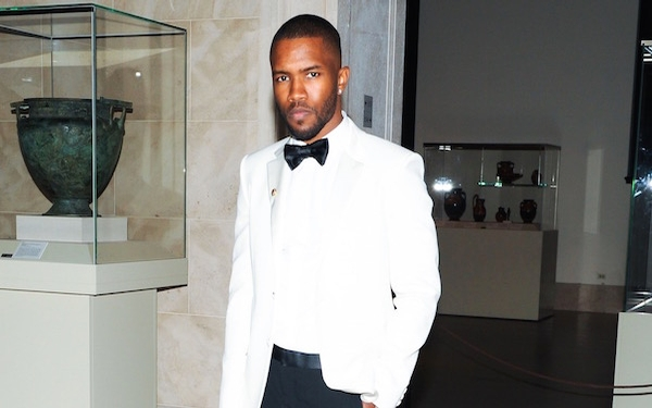 Frank Ocean goes against tide as 'Blonde' embraces simplicity