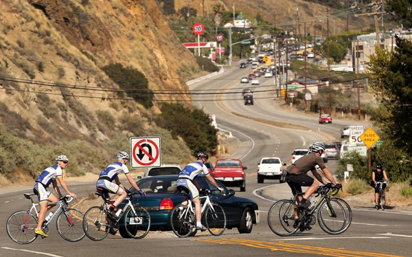 With accidents aplenty on the Pacific Coast Highway, safety improvements get the OK