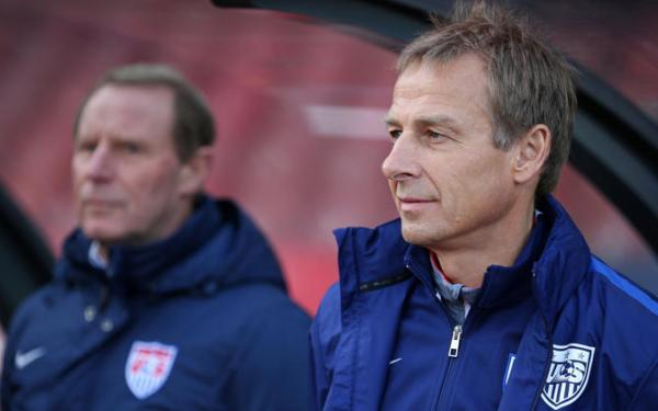 U.S. men's soccer team slips to 28th place in FIFA rankings