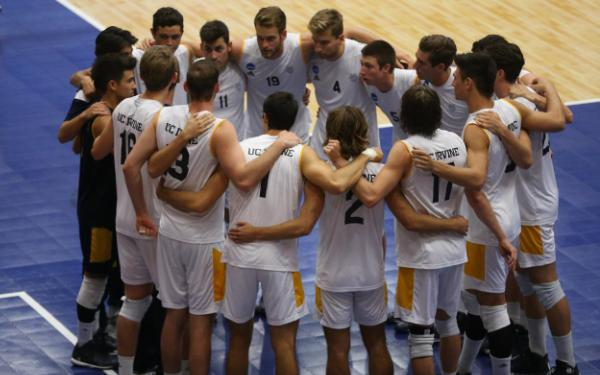 UC Irvine men's volleyball quartet adds All-American honors