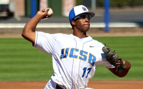 UCLA's James Kaprielian among Southland pitchers taken high in baseball draft