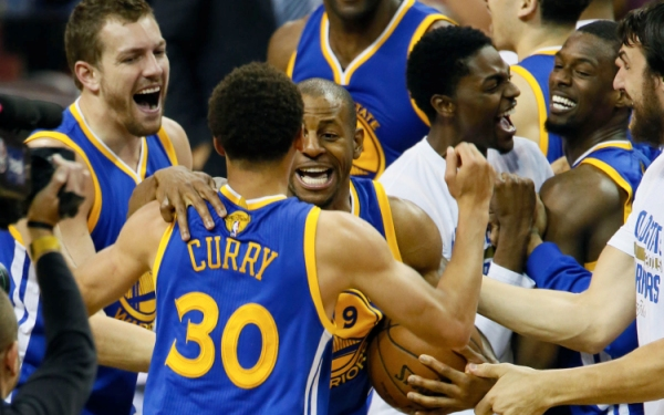 Golden State Warriors capture NBA championship with 105-97 win over Cavs