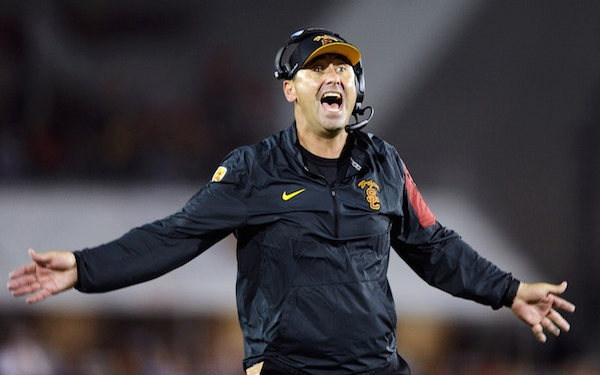 Pat Haden, USC shouldn't have waited so long with Steve Sarkisian