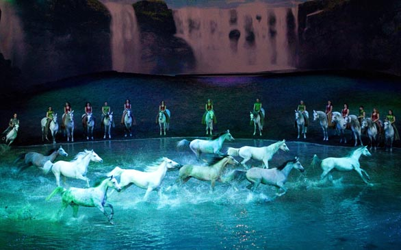 "Normand Latourelle: Cavalia's ""'Odysseo' is the Best Show in the World"""