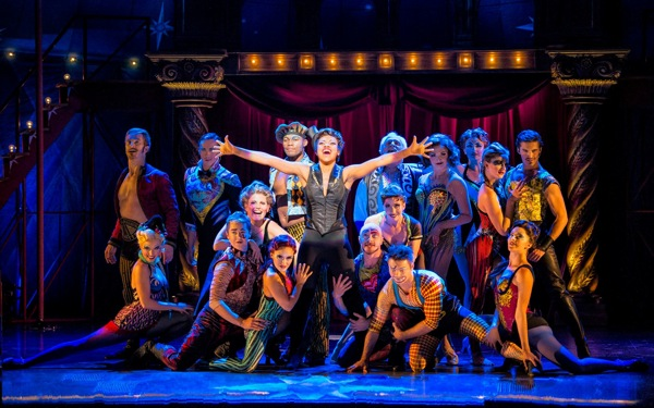 'Pippin': Now - Nov. 9 @ Hollywood Pantages